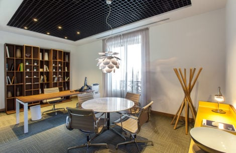 Because we like offices that make you feel at home marset - Banco madrid oficinas ...