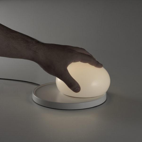Lámpara de Sobremesa - Bolita