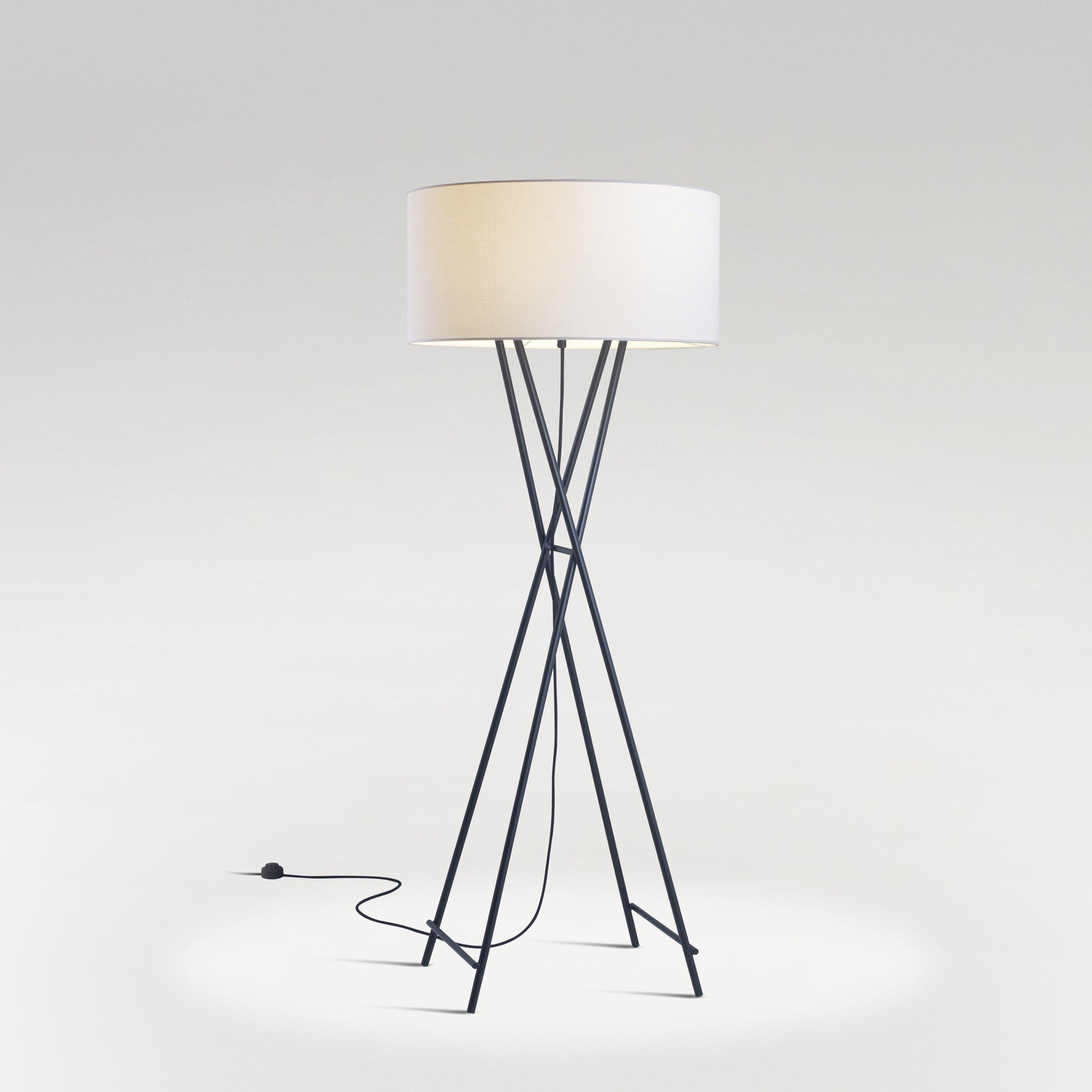Floor Lamp - Cala Metal