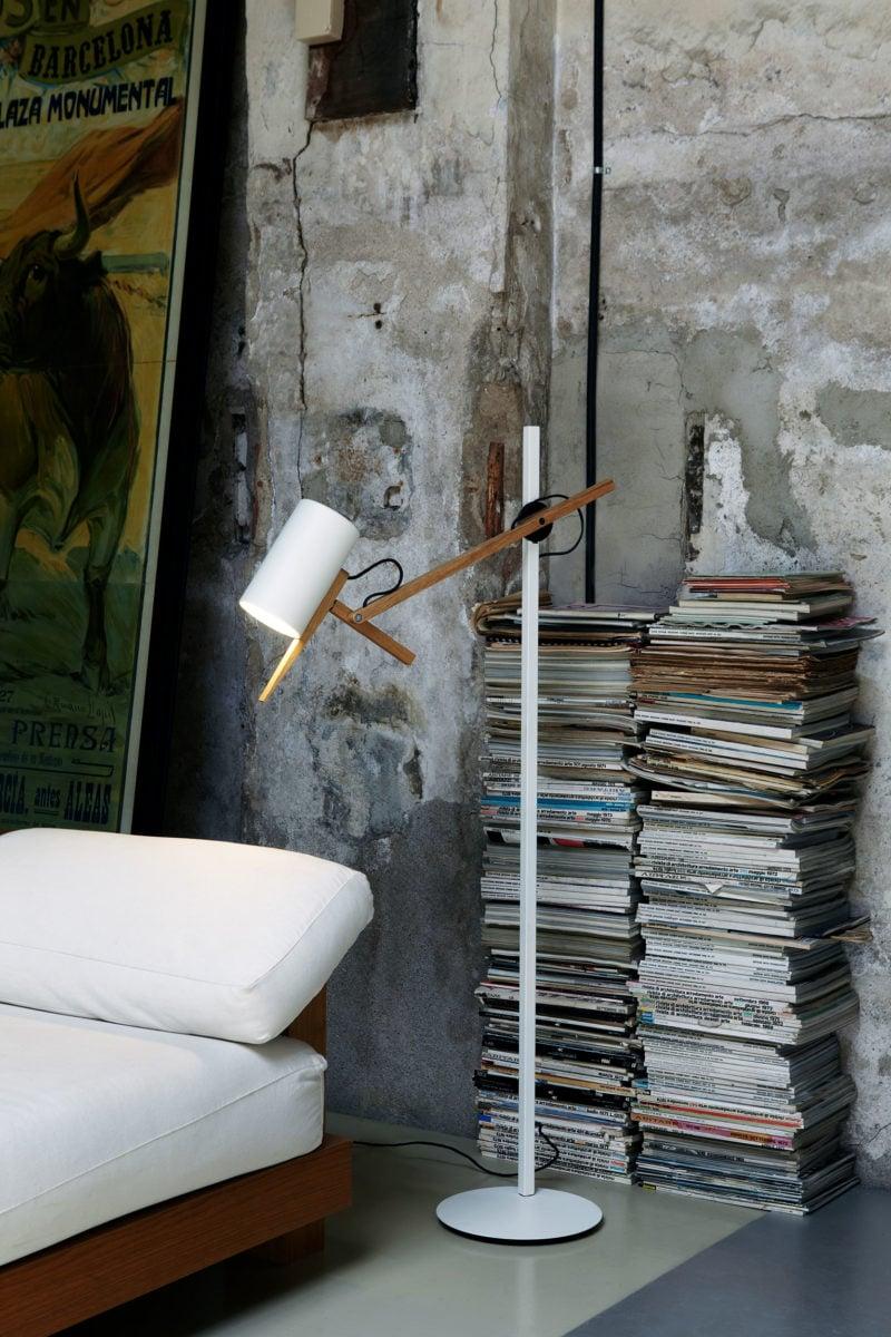Floor Lamp - Scantling