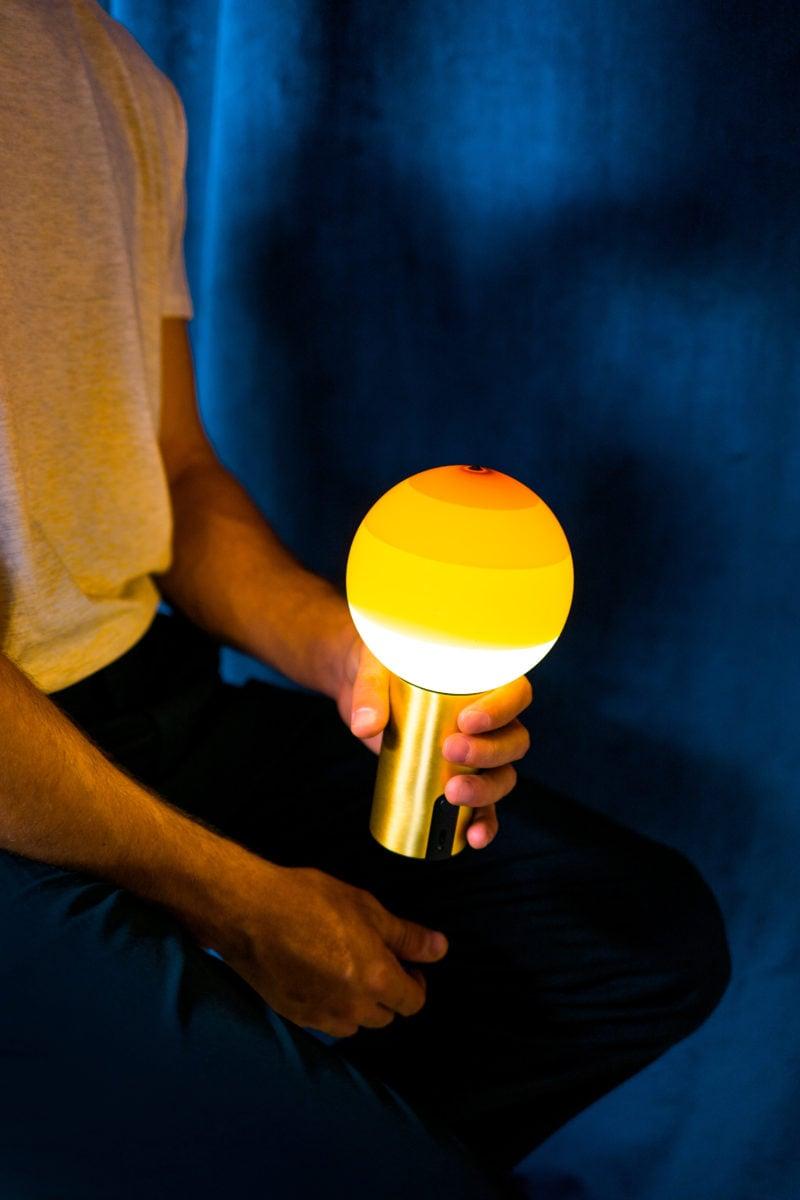 Portable Lamp - Dipping Light