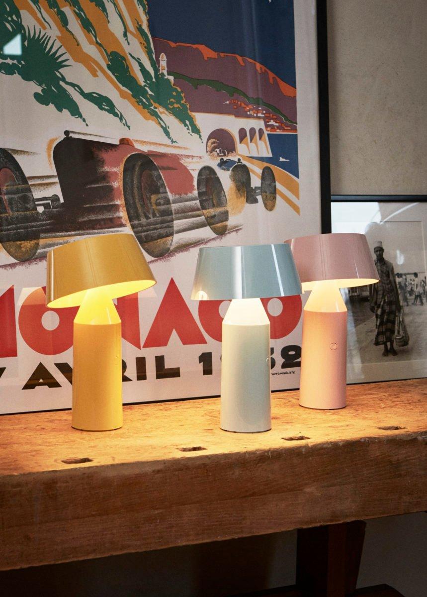 Lámpara de Sobremesa - Bicoca
