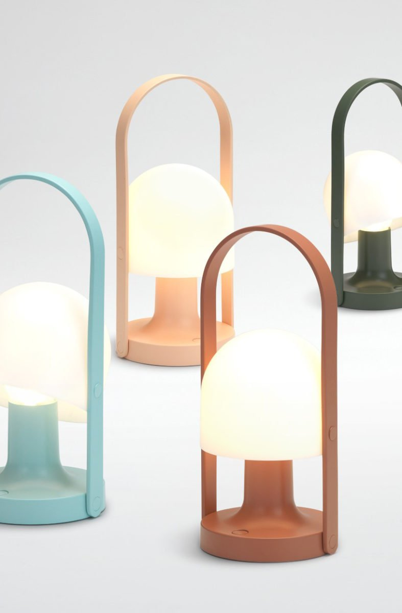 Lámpara de Sobremesa - FollowMe colores