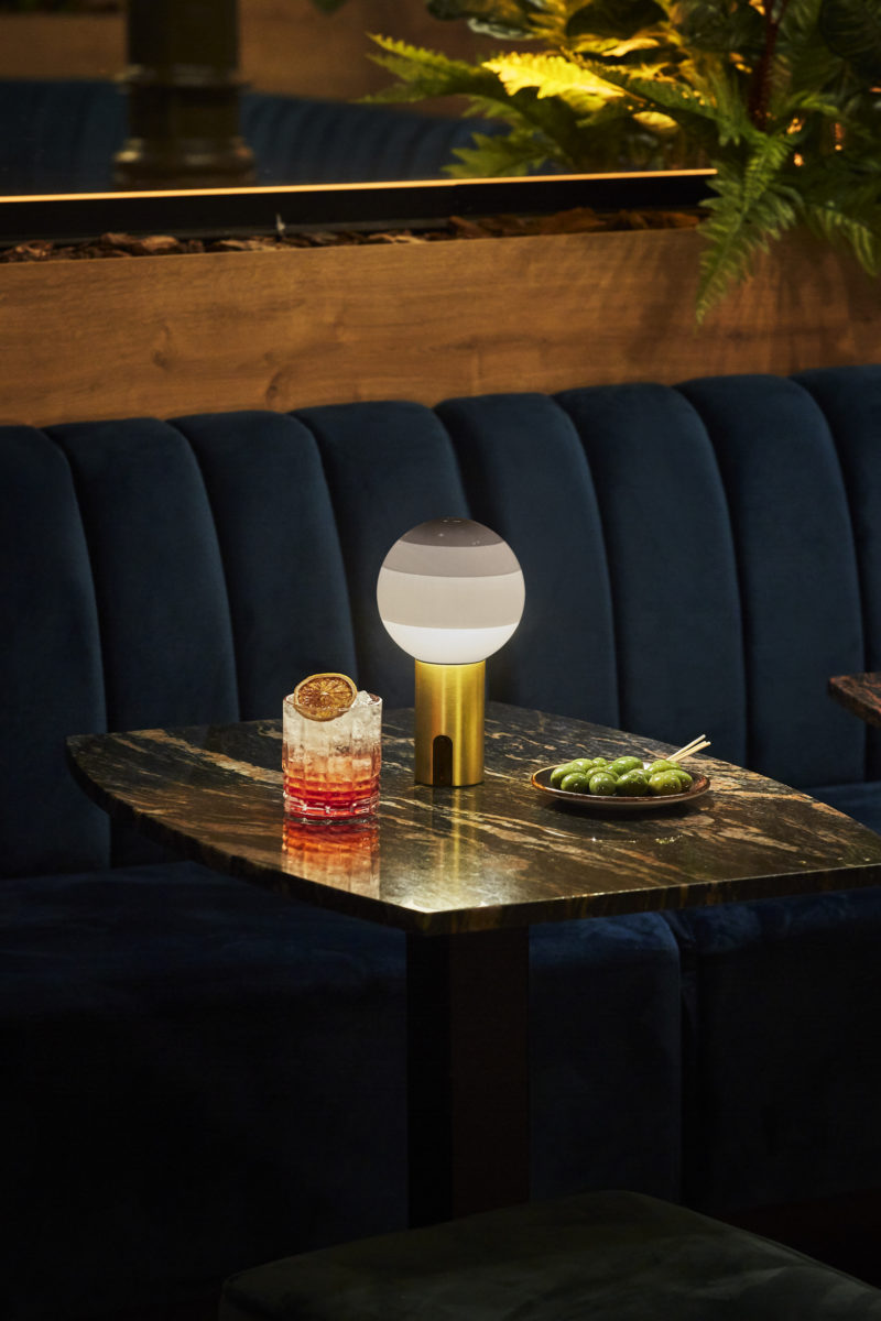 Portable Lamp - Dipping Light