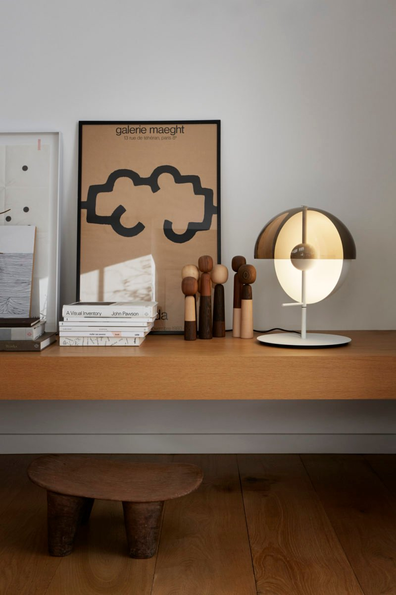 Table Lamp - Theia