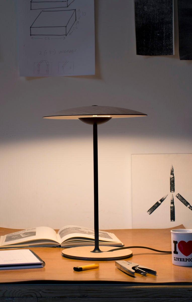 Table Lamp - LED-Ginger