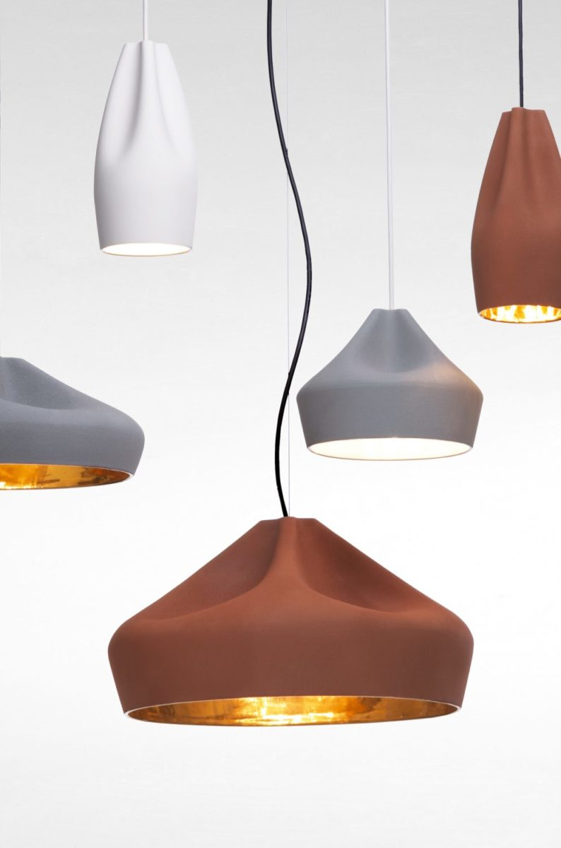 Pendant Lamp - Pleat Box