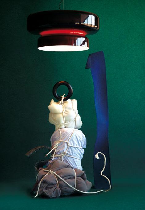 Lámpara de Suspensión - Bohemia