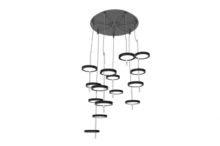 Lámpara de Suspensión - Nenúfar