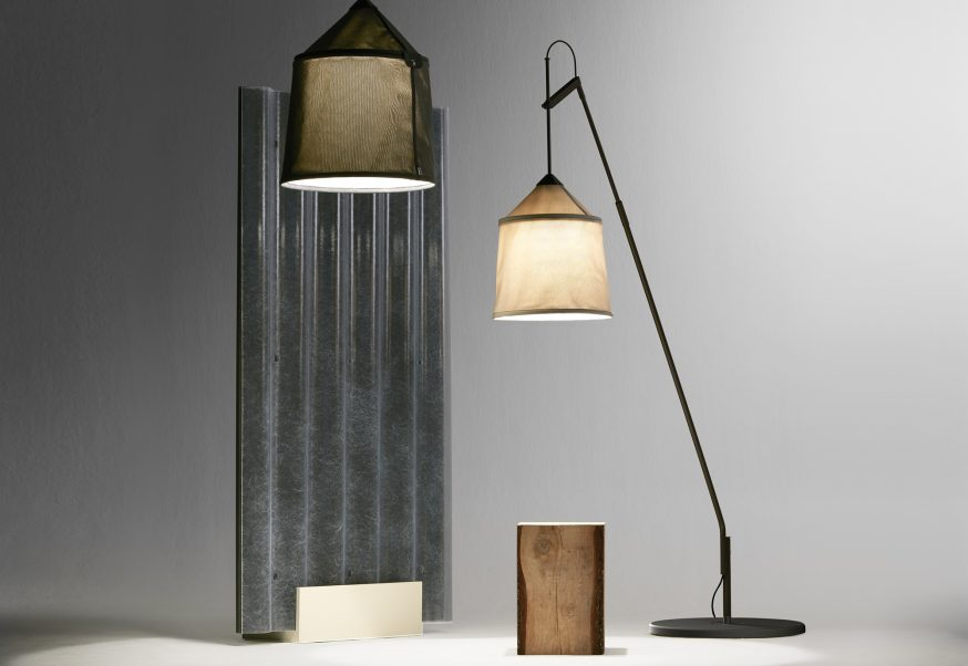Floor Lamp - Jaima