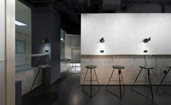 Voyager Espresso, Only-If Architects
