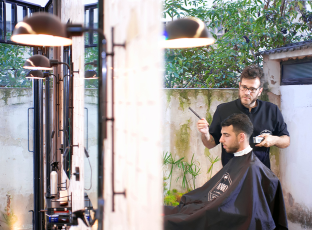 barbershop Alvaro 1