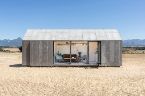 Abaton home with Scantling
