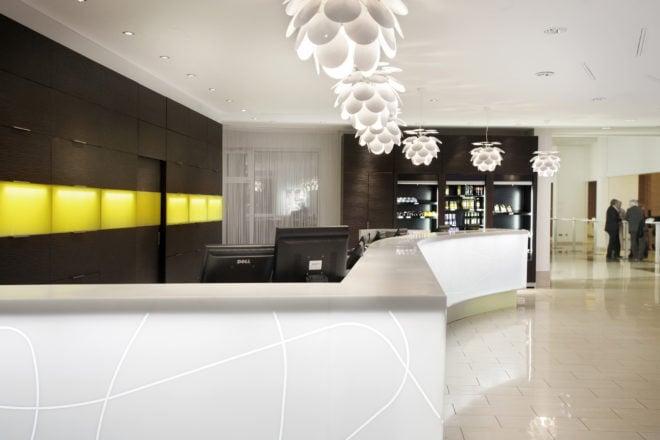 HOTEL BERLIN BERLIN DISCOCO Receptionlow