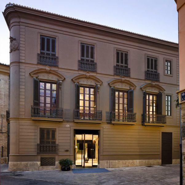 Hotel Caro fachada