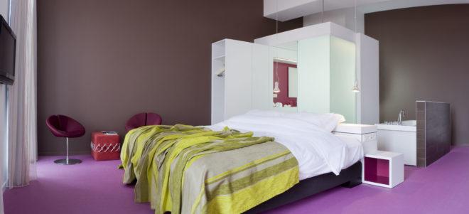 different Hotels belgie