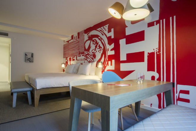 RADISSON RED HOTEL BRUSSELS 1