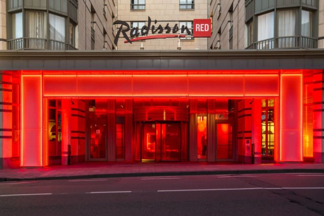 RADISSON RED HOTEL BRUSSELS 2