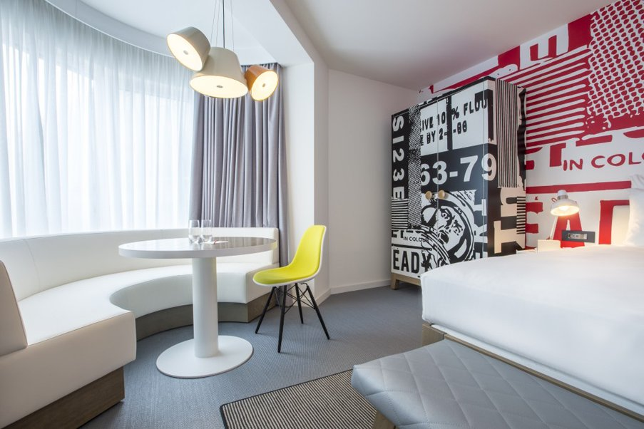 RADISSON RED HOTEL BRUSSELS 5