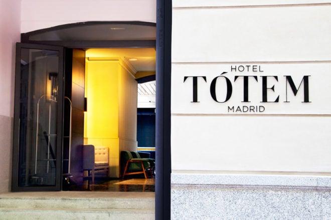 Hotel Totem Madrid_fachada