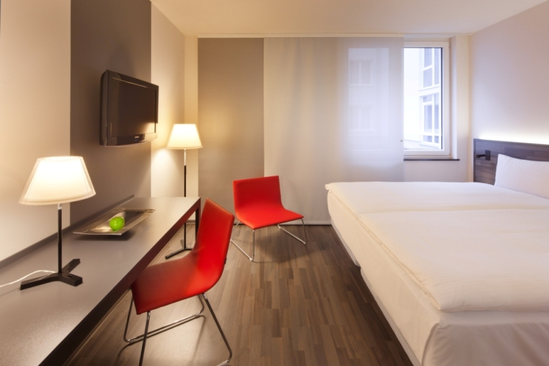 TRYP Room 1