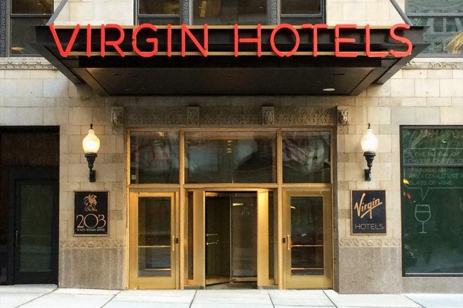US VIRGIN HOTEL CHICAGO