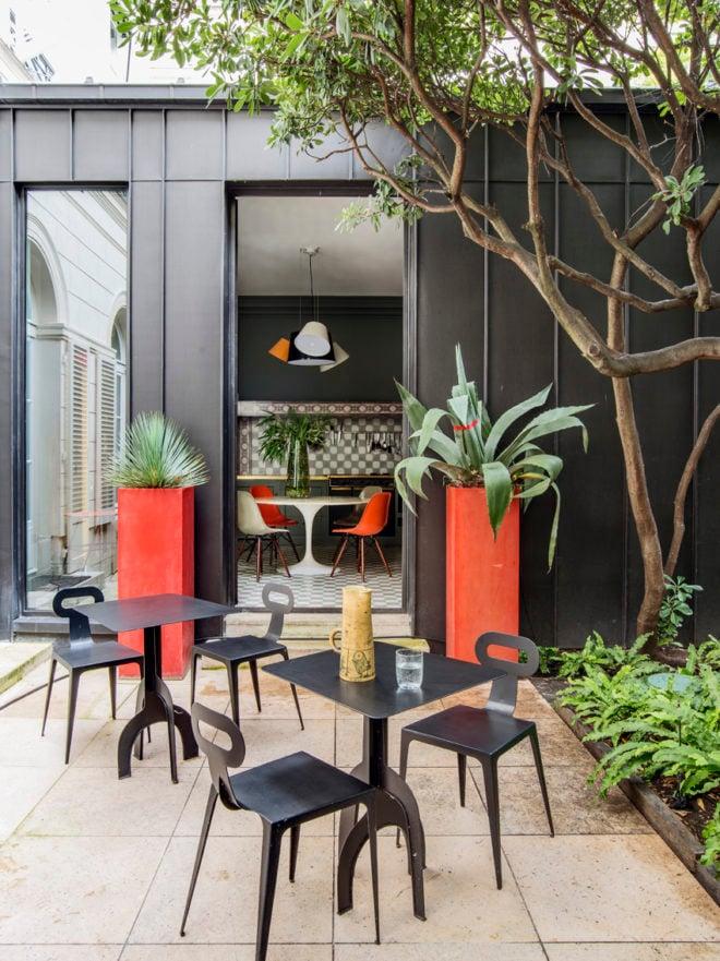 Tam Tam at Paloma Picasso residence